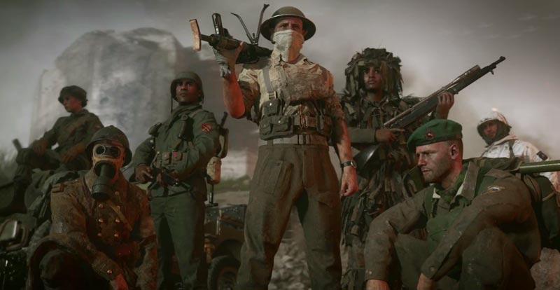 Call of Duty: WWII beta communique