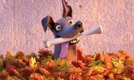 Aww! Xolo doggo visits Pixar for Coco