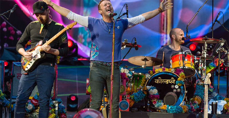 Coldplay, 'Kaleidoscope EP' review