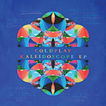 Coldplay Kaleidoscope EP cover