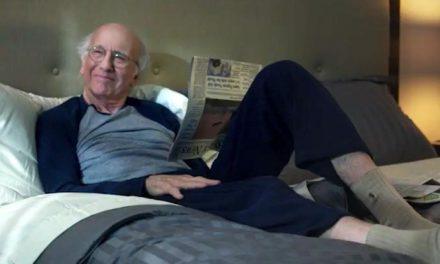 Larry David, superhero! New Curb Your Enthusiasm trailer