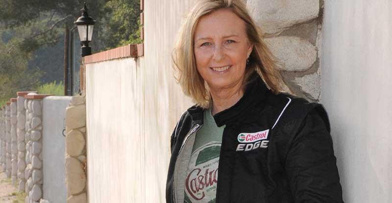 Fast 8 stunt driver Debbie Evans – interview