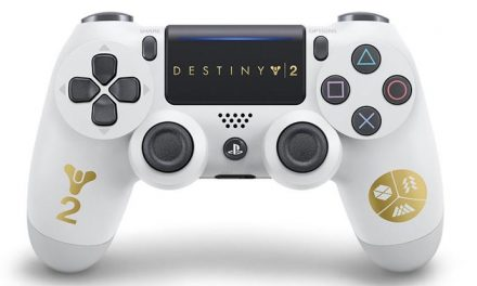 Is it your Destiny 2 own this PS4 controller?