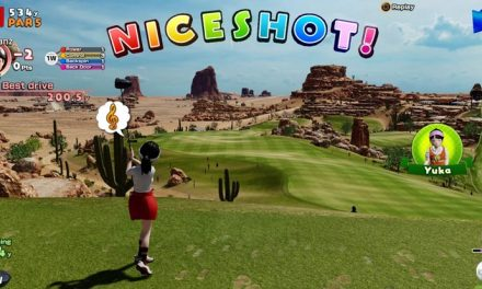 Whose golf? Everybody's Golf! PS4 exclusive out now