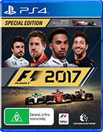 F1 2017 packshot