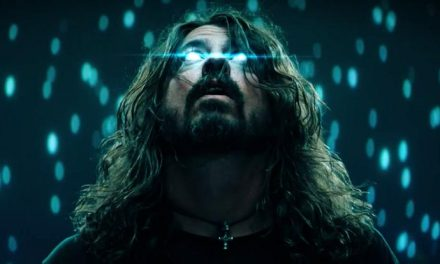Spooky new Foo Fighters vid, 'The Sky Is a Neighborhood'