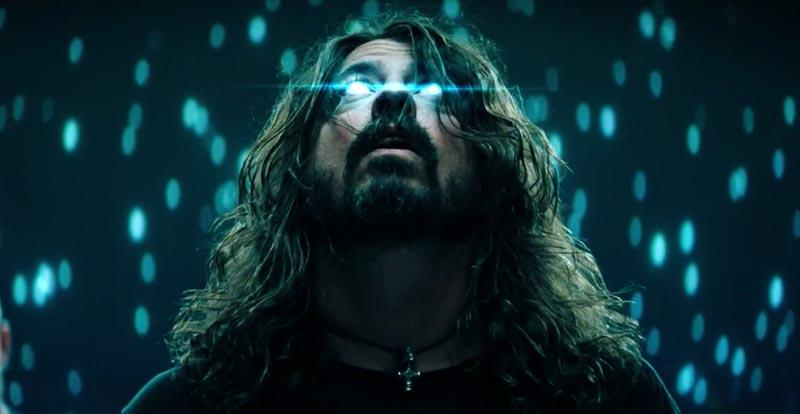 Spooky new Foo Fighters vid, 'The Sky Is a Neighborhood'