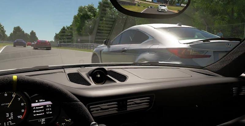 Get into Gran Turismo Sport in PSVR