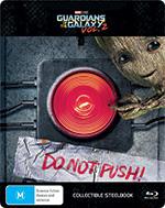Guardians of the Galaxy Vol 2 Steelbook