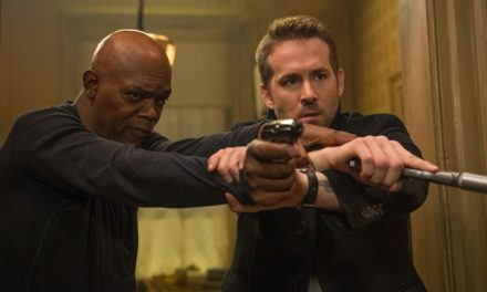 The Hitman's Bodyguard – interview