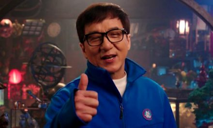 This or that? A few of Jackie Chan's favourite things