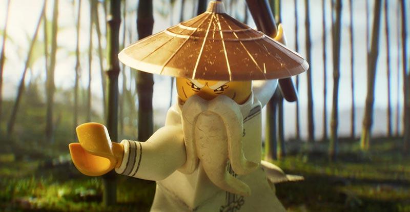 Jackie Chan - Master Wu