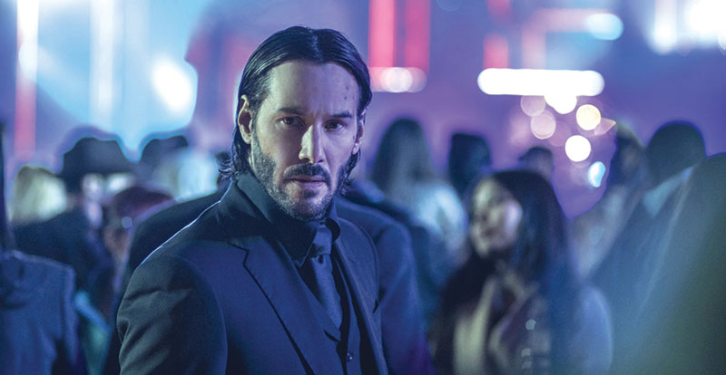 John Wick: Chapter 2 on DVD, Blu-ray and 4K on August 16