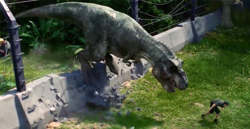 Jurassic World Evolution – build your own theme park!