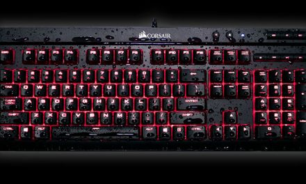 A look at the Corsair K68 gaming keyboard