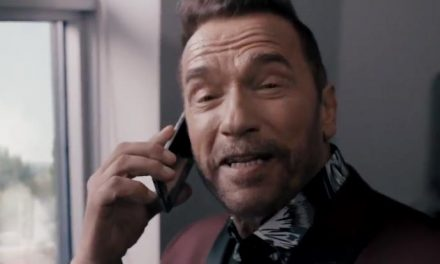Arnie's a marked man in Killing Gunther