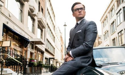 Suits you, sir! New Kingsman: The Golden Circle teaser