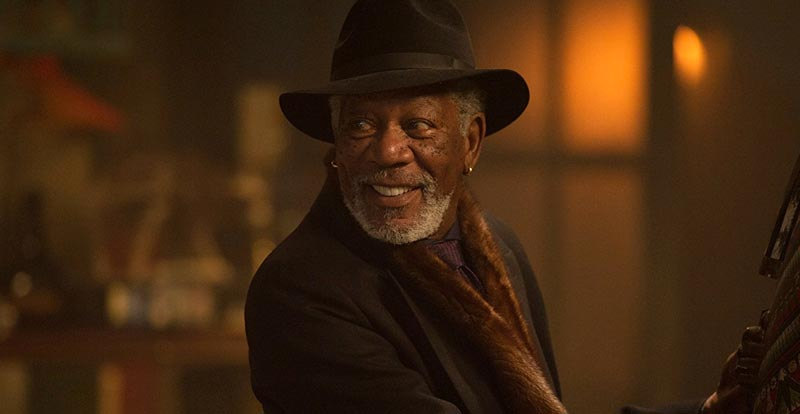 Lefthanders - Morgan Freeman