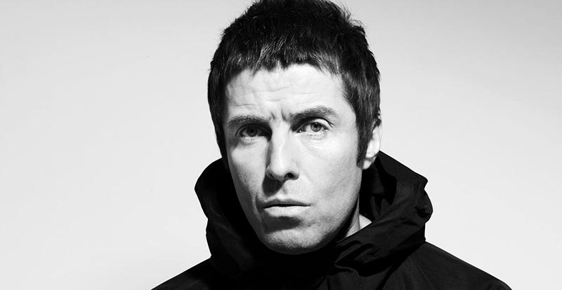 Listen to Liam Gallagher, 'For What It's Worth'
