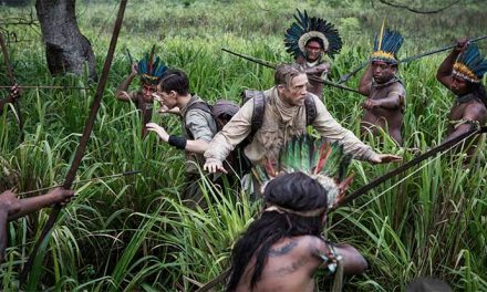 The Lost City of Z – From Camelot to the Amazon