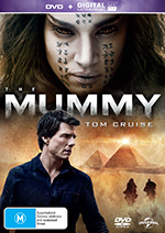 The Mummy DVD cover