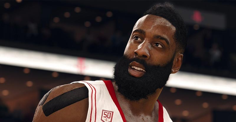 EA Sports' NBA Live 18 cover star announced
