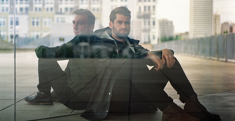 Our chat with Odesza's Harrison Mills
