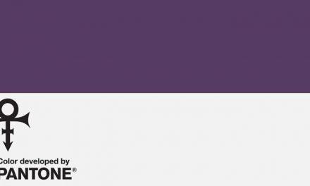 Purple reign! Prince gets official Pantone purple