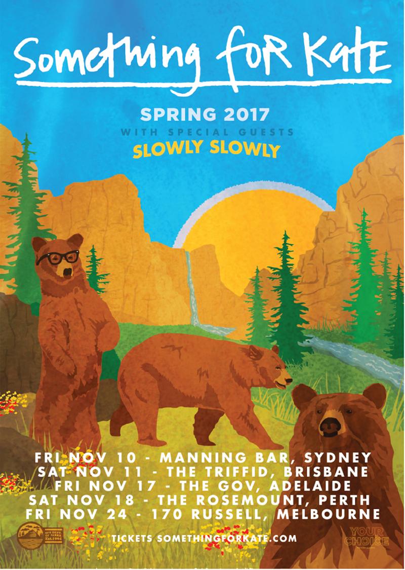 SFK tour poster