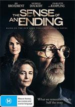 Sense of an Ending DVD cover