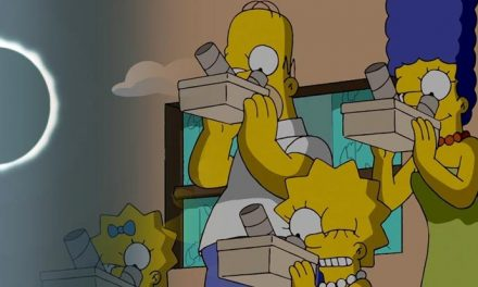 D'oh! A belated Homer Simpson eclipse warning