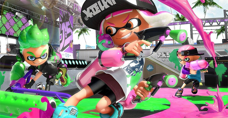 Splatoon 2 for Nintendo Switch – Game of the Month