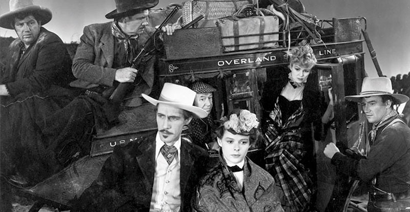Movies that influenced film genres – Stagecoach (1939)