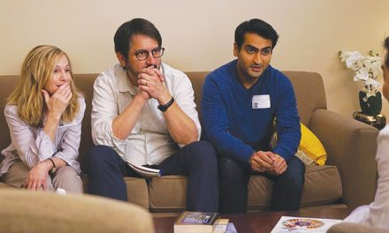 The Big Sick – Kumail Nanjiani and Emily V. Gordon