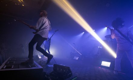 The Jungle Giants @ The Croxton: photo gallery