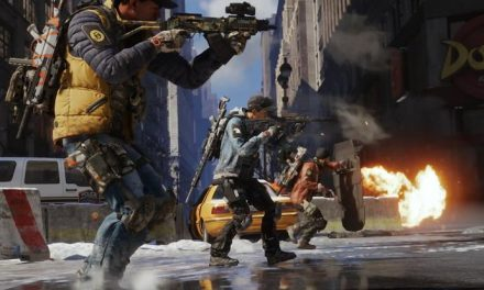 Tom Clancy's The Division is alive and updated