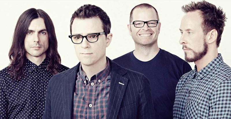 Weezer drop new single + album details