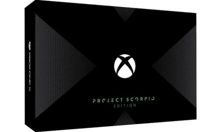 Xbox One X: Project Scorpio Edition pre-order now!
