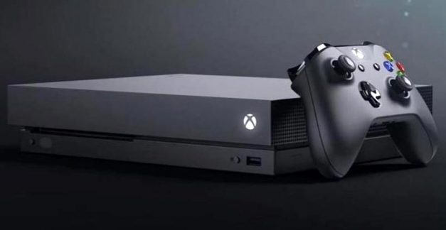 Happy Xbox One X day!