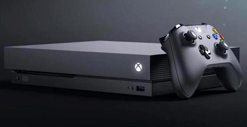 Xbox One X pre-orders fastest ever for Xbox