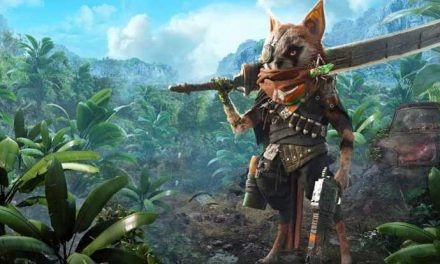 New RPG Biomutant on the way
