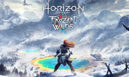 Horizon Zero Dawn Frozen Wilds DLC release date