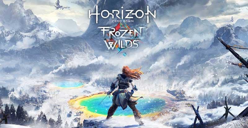 Horizon Zero Dawn Frozen Wilds DLC release date