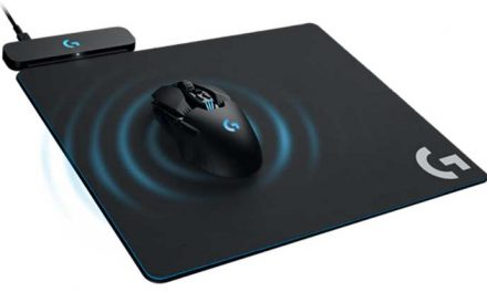 Logitech G Powerplay Wireless Charging System – review