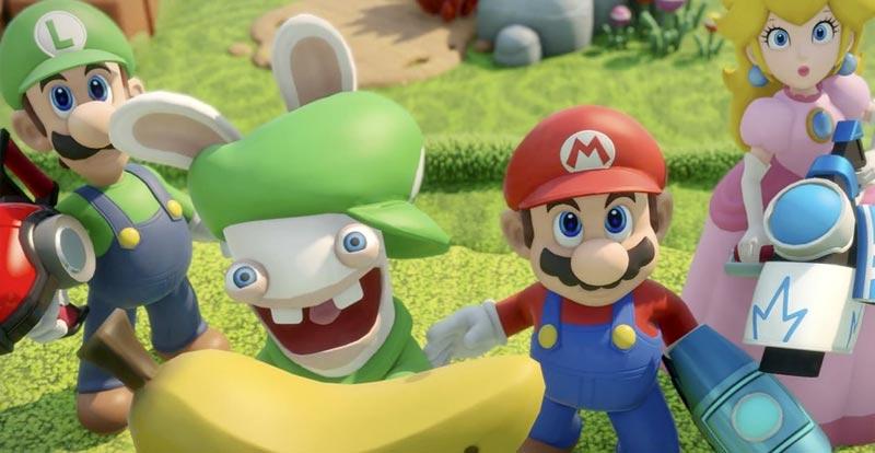 10 Mario + Rabbids-inspired game mashups
