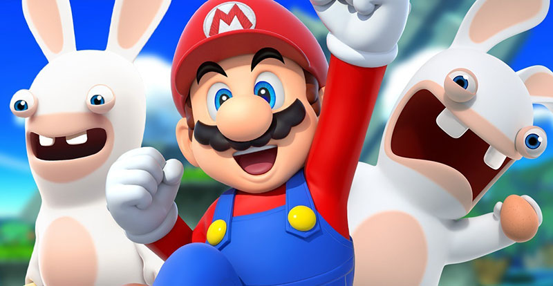Mario + Rabbids: Kingdom Battle previewed