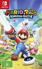 Mario + Rabbids: Kingdom Battle packshot