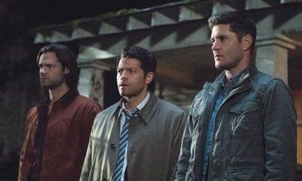 Supernatural: Season 12 on DVD and Blu-ray September 6