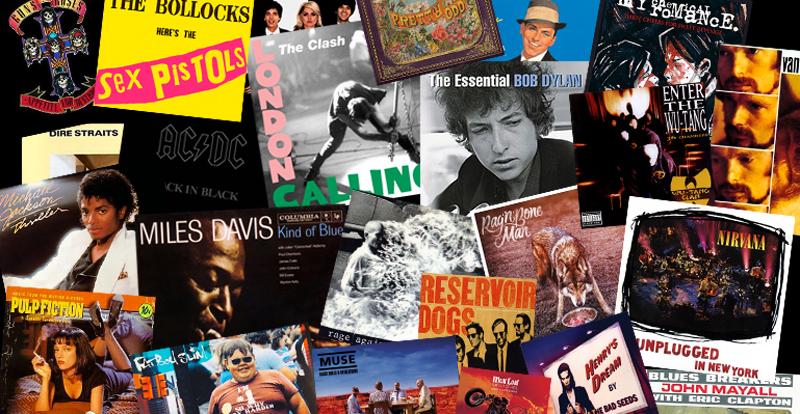 It's the Vinyl Countdown (Part 2, 2017)