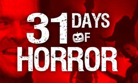 Your month-long horror movie marathon